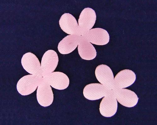 アクセサリーパーツ フラワー(キュート・ピンク)10個入り メイン画像