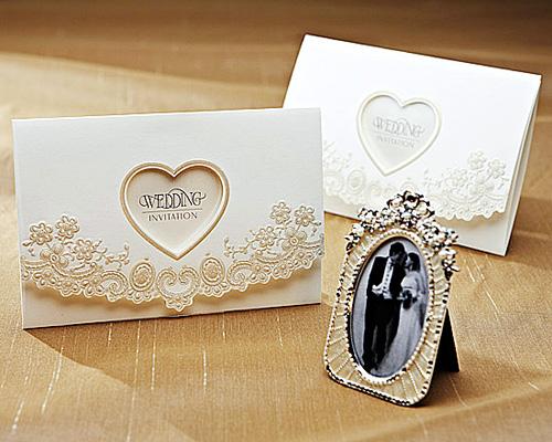 結婚式招待状(手作りキット) ブローダリーB メイン画像