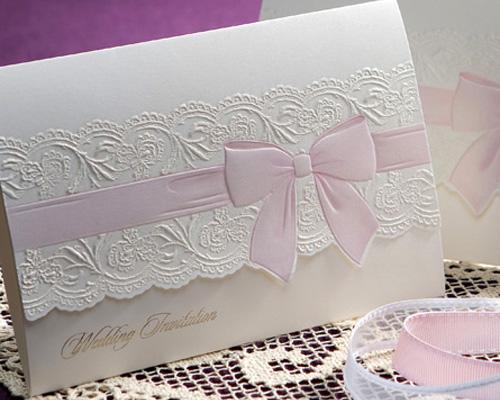 結婚式招待状(手作りキット) キュート メイン画像