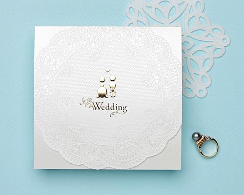 結婚式招待状(手作りキット) トワ・エ・モワ メイン画像