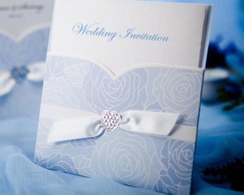 結婚式招待状(手作りキット) ブラウトリートA メイン画像