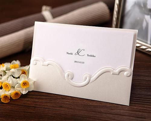 結婚式招待状(手作りキット) エレガンスB メイン画像