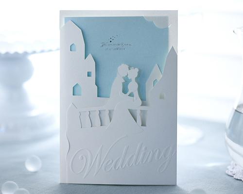 結婚式招待状(手作りキット) アリエッタA メイン画像