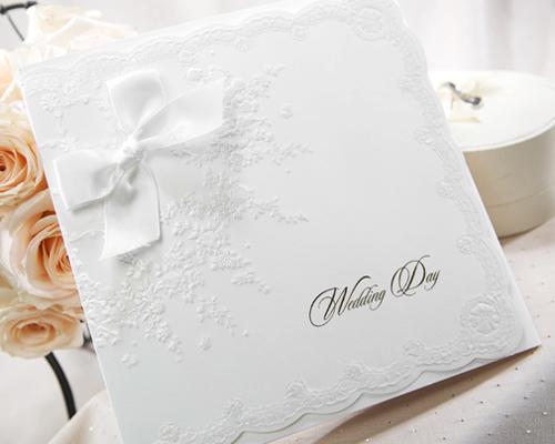 結婚式招待状(手作りキット) アンジュ メイン画像