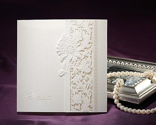 結婚式招待状(手作りキット) エーデル メイン画像