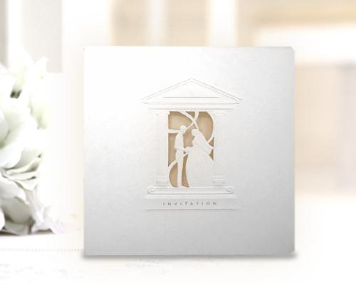 結婚式招待状(手作りキット) マルシェ メイン画像