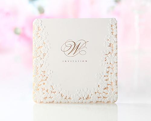 結婚式招待状(手作りキット) ジョリA メイン画像
