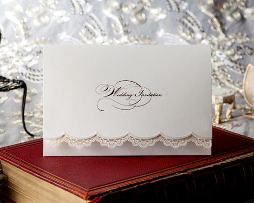 結婚式招待状(手作りキット) ミルト メイン画像