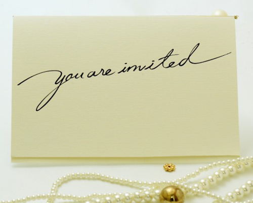 結婚式招待状(手作りキット) アーバンA メイン画像