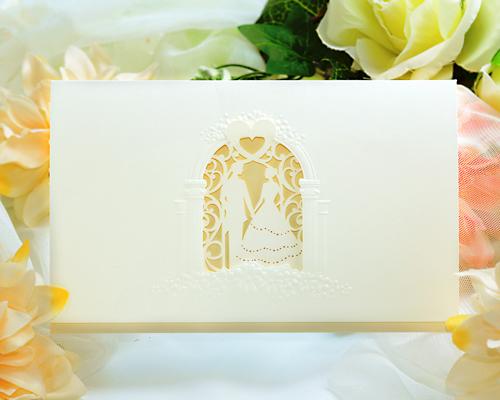 結婚式招待状(手作りキット) マルシェH(ハート) メイン画像