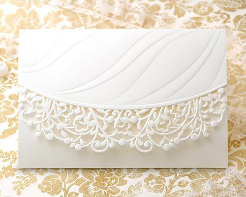 結婚式招待状(手作りキット) トレーンA メイン画像