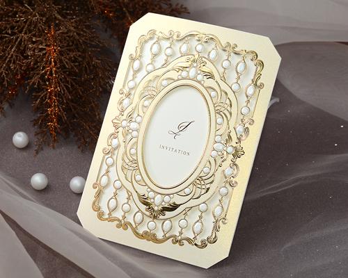 結婚式招待状(手作りキット) フェリーク メイン画像
