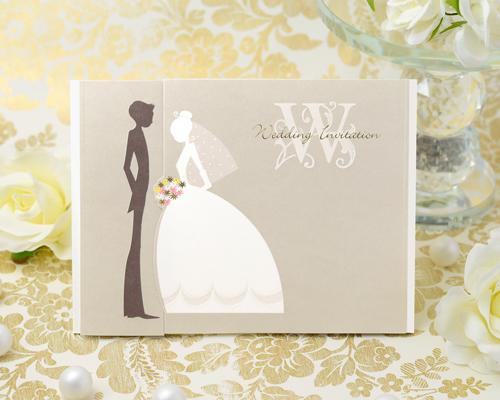結婚式招待状(手作りキット) チェリッシュ メイン画像