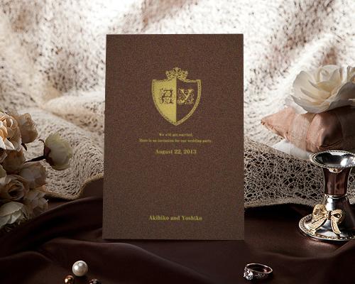 結婚式招待状(手作りキット) アルディート【Name on Card タイプ】 メイン画像