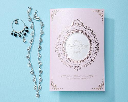 結婚式招待状(印刷込み) ドルチェ メイン画像