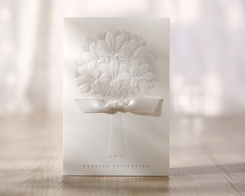 結婚式招待状(印刷込み) セレーノ メイン画像