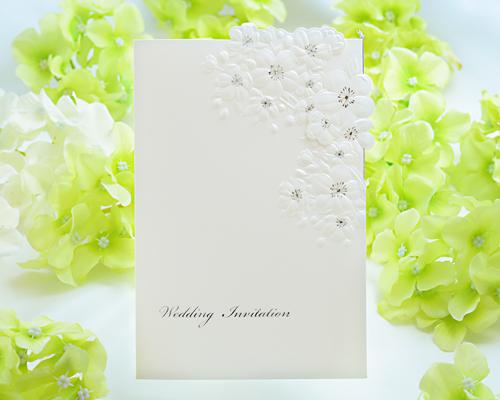 結婚式招待状(印刷込み) ディアレストV メイン画像