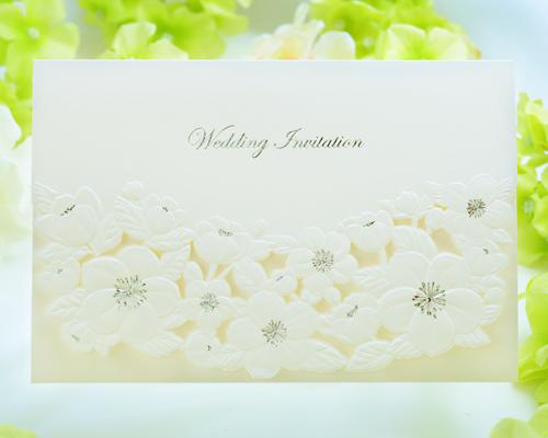 結婚式招待状(印刷込み) ディアレストH メイン画像