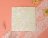 結婚式招待状(手作りキット) シャルマンA メイン画像
