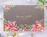 結婚式招待状(印刷込み) ブロッサムP メイン画像