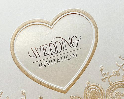 結婚式招待状(手作りキット) ブローダリーB サポート画像1 (拡大)
