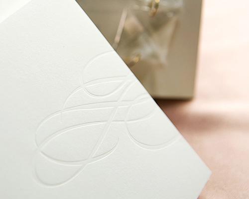 結婚式招待状(手作りキット) ビジューTW(トゥインクル) サポート画像1 (拡大)