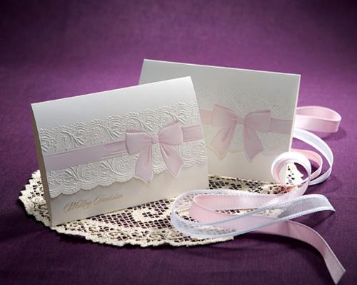 結婚式招待状(手作りキット) キュート サポート画像1 (拡大)
