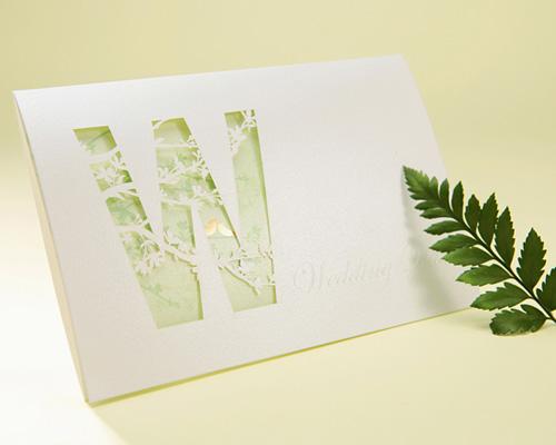 結婚式招待状(手作りキット) ナチュラル サポート画像1 (拡大)