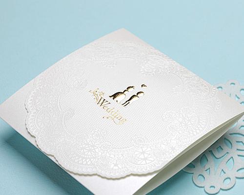 結婚式招待状(手作りキット) トワ・エ・モワ サポート画像1 (拡大)