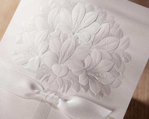 結婚式招待状(手作りキット) セレーノ サポート画像1 (拡大)