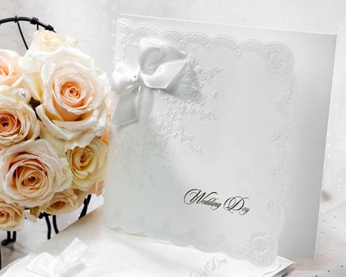 結婚式招待状(手作りキット) アンジュ サポート画像1 (拡大)