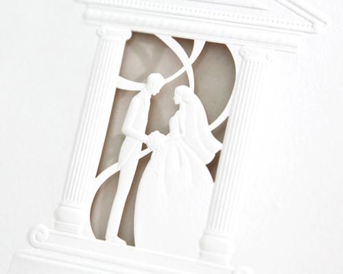 結婚式招待状(手作りキット) マルシェ サポート画像1 (拡大)