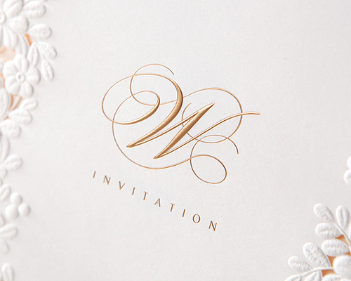 結婚式招待状(手作りキット) ジョリA サポート画像1 (拡大)