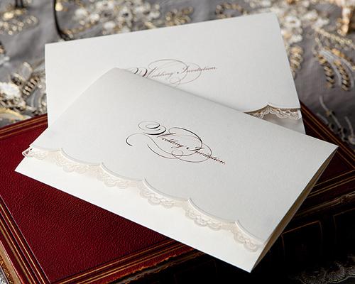 結婚式招待状(手作りキット) ミルト サポート画像1 (拡大)