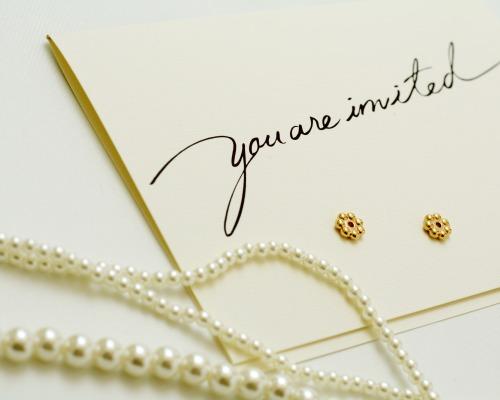 結婚式招待状(手作りキット) アーバンA サポート画像1 (拡大)