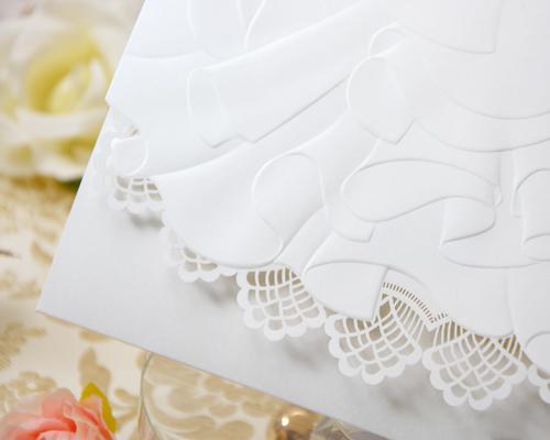結婚式招待状(手作りキット) トレーンB サポート画像1 (拡大)