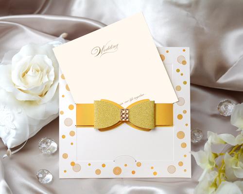 結婚式招待状(手作りキット) ポルカ サポート画像1 (拡大)