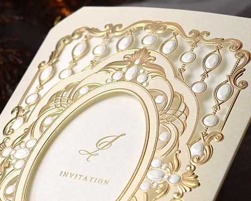 結婚式招待状(手作りキット) フェリーク サポート画像1 (拡大)