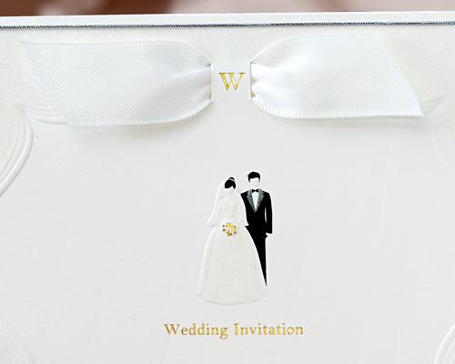 結婚式招待状(手作りキット) ウィズラブ サポート画像1 (拡大)