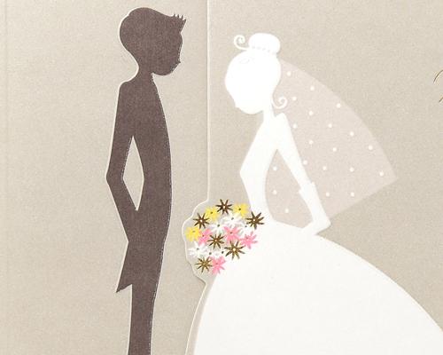 結婚式招待状(手作りキット) チェリッシュ サポート画像1 (拡大)