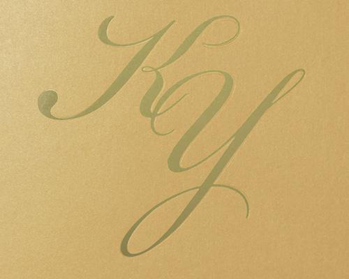 結婚式招待状(手作りキット) レガートCR(クリーム)【Name on Card タイプ】 サポート画像1 (拡大)