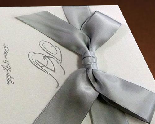 結婚式招待状(手作りキット) セレナード【Name on Card タイプ】 サポート画像1 (拡大)