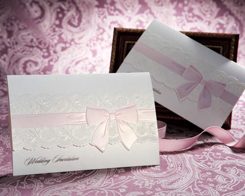 結婚式招待状(手作りキット) キュート サポート画像2 (拡大)