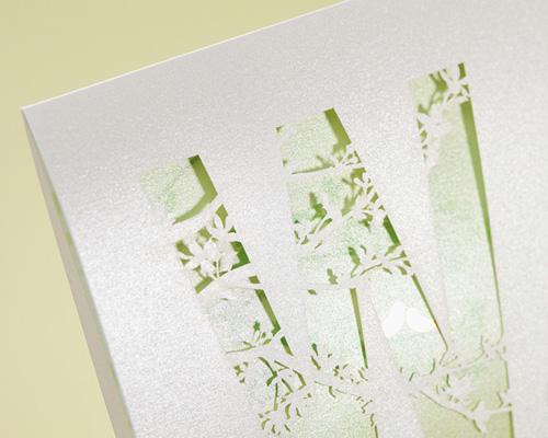 結婚式招待状(手作りキット) ナチュラル サポート画像2 (拡大)