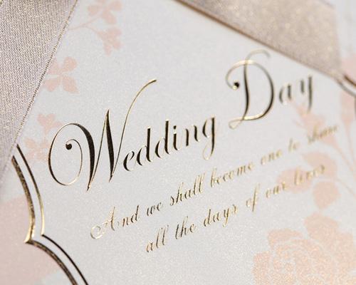 結婚式招待状(手作りキット) マ・シャンブル サポート画像2 (拡大)