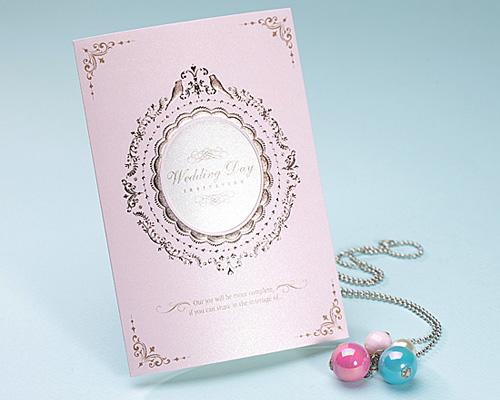 結婚式招待状(手作りキット) ドルチェ サポート画像2 (拡大)