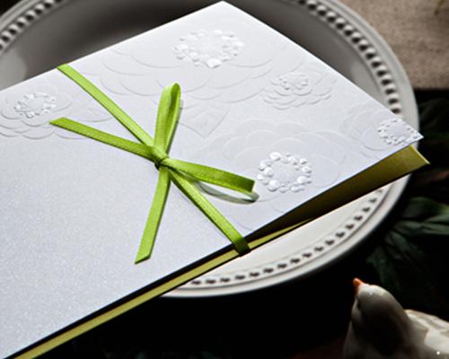 結婚式招待状(手作りキット) マカロンA サポート画像2 (拡大)