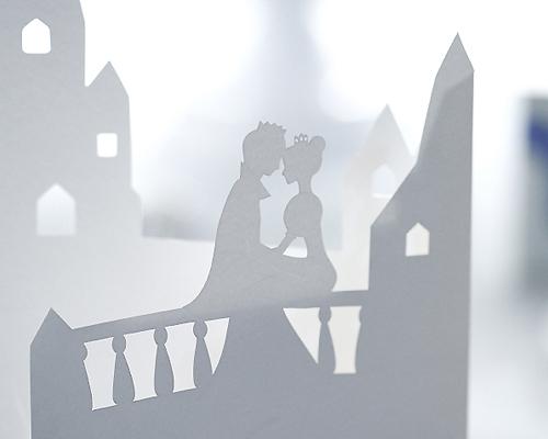 結婚式招待状(手作りキット) アリエッタA サポート画像2 (拡大)