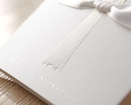 結婚式招待状(手作りキット) セレーノ サポート画像2 (拡大)
