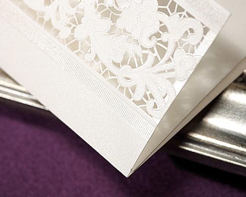 結婚式招待状(手作りキット) エーデル サポート画像2 (拡大)